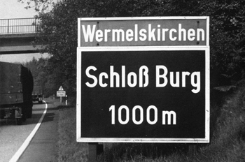 A1 Wermelskirchen Schloß Burg AS Ruta314