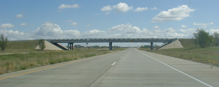 Interstate I-40 USA Autobahn 14